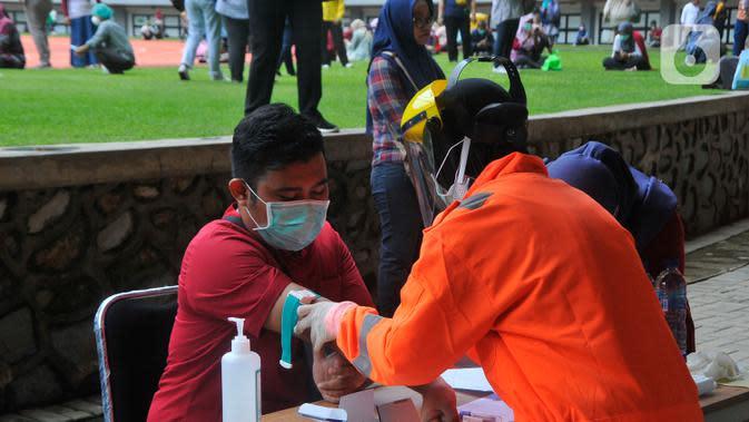 Tambun Selatan Jadi Wilayah Terbanyak Positif Covid-19 di Kabupaten Bekasi