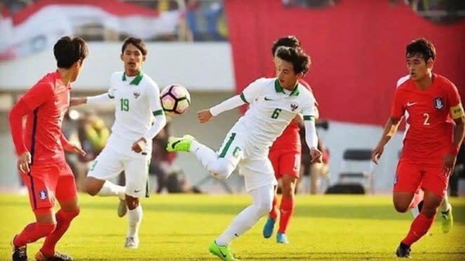 Eks pemain Timnas Indonesia U-19, Muhammad Iqbal