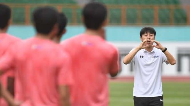 Tuntutan Ketum PSSI ke Shin Tae-yong, Perbaiki Ranking FIFA Indonesia