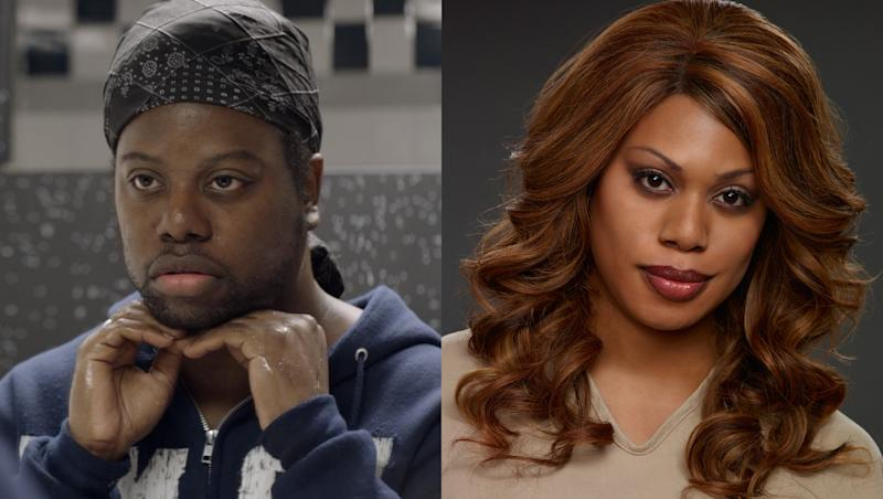 'Orange Is the New Black' Star Laverne Cox on Her Twin ... Sophia Orange Is The New Black Twin