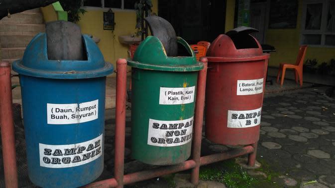 Corona Mampu Turunkan Volume Sampah di Padang