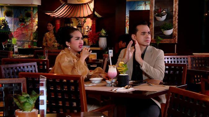 Adegan sinetron Pura-Pura Kaya di SCTV tayang perdana, Senin (31/8/2020) pukul 17.00 WIB (Dom Sinemart)