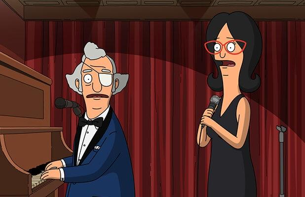 'Bob's Burgers' Sneak Peek: Linda and Mr. Fischoeder Like Bananas and They're Going to Sing About It (Exclusive Video)