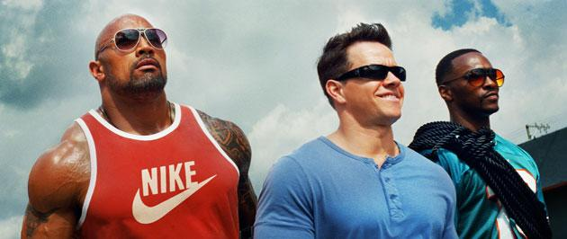 Exclusive: 'Pain & Gain' trailer shows Mark Wahlberg bigger than ever