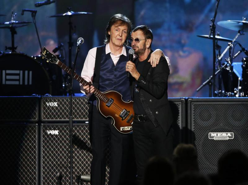 It Was 50 Years Ago Today: All-Stars Honor the Beatles' 'Ed Sullivan' Anniversary