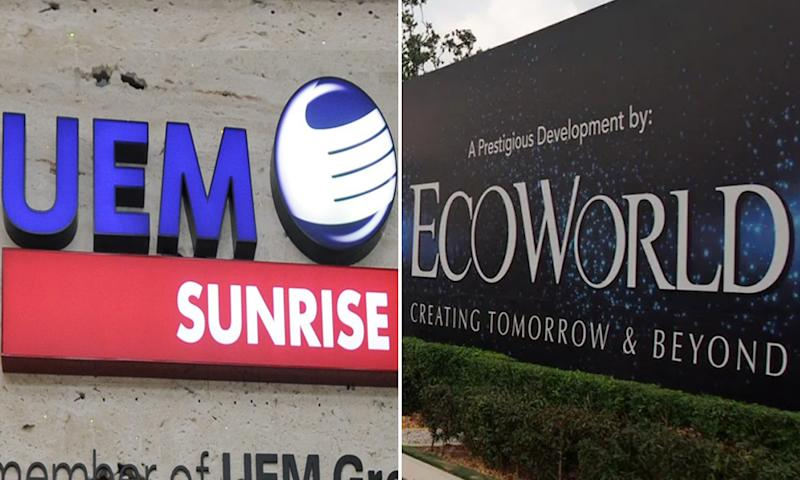 Amanah voices objections to UEM Sunrise-Eco World merger plan