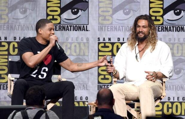 'Justice League': Jason Momoa Says Cast Was Treated 'S—ty' During Reshoots