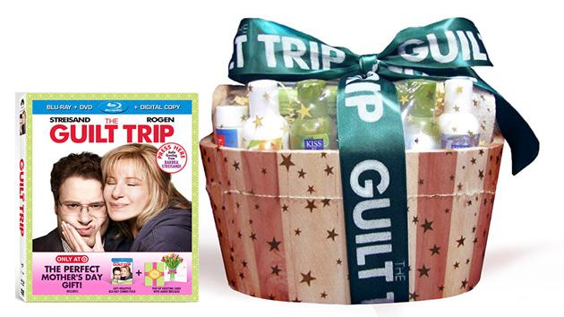 Yahoo! Movies Giveaway: 'The Guilt Trip' Mother's Day Gift Basket/Blu-ray