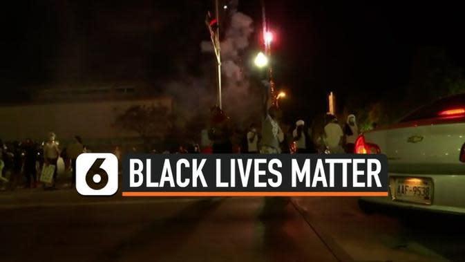 VIDEO: Lagi, AS Dilanda Protes dan Kerusuhan karena Pembunuhan Warga Kulit Hitam oleh Polisi