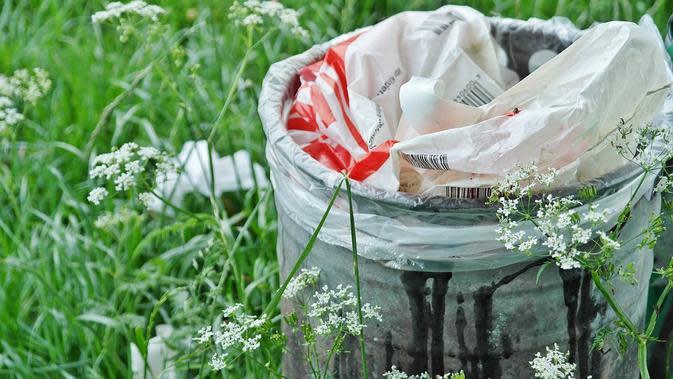 Ilustrasi sampah plastik. (dok. RitaE/Pixabay/Tri Ayu Lutfiani)