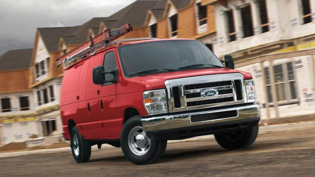 End of the Ford Econoline marks a new era for great American vans
