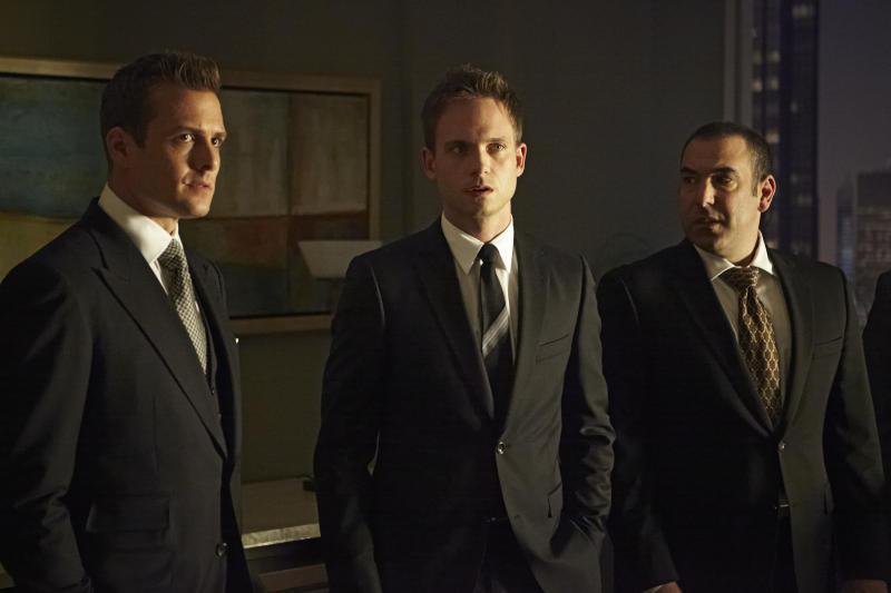 10 Things to Know About 'Suits' Season 3: 'It's the Most Cutthroat Season Yet'