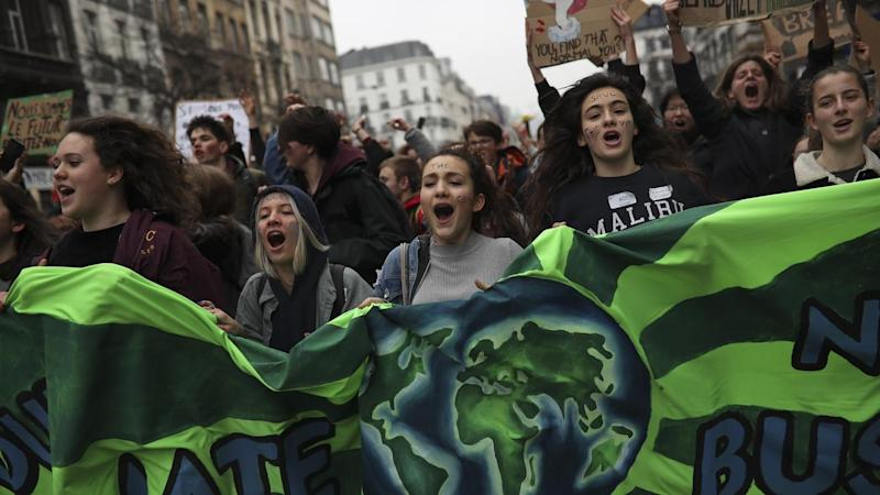 Young New Zealanders will join their international counterparts in climate change rallies