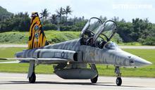 飛官母轟F5戰機老舊 空軍:沒有