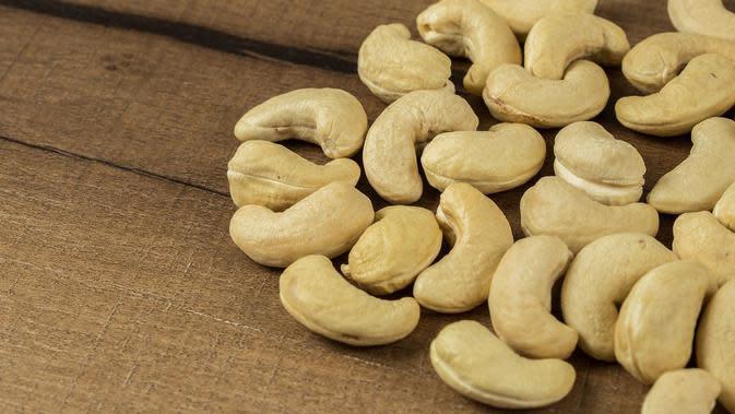 Ilustrasi kacang mete. (Gambar oleh Mahesh Patel dari Pixabay)