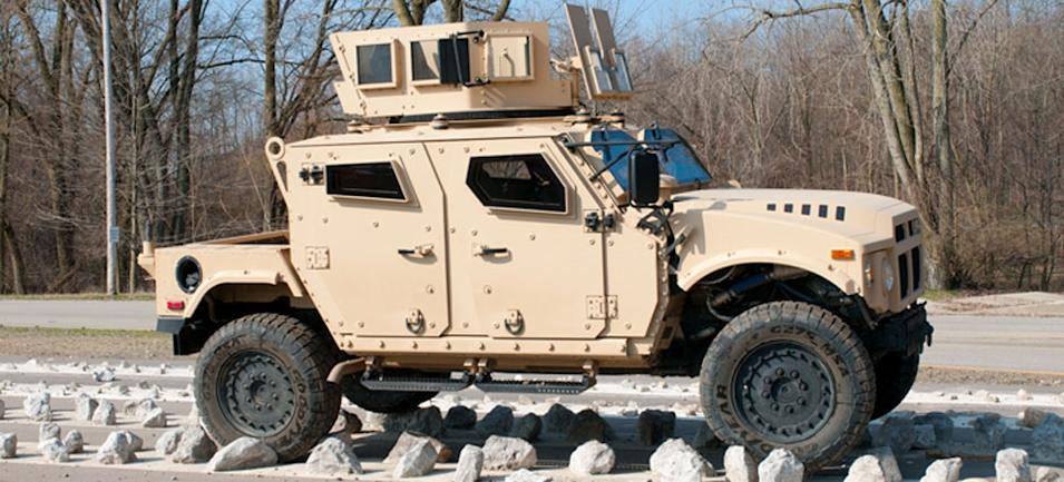 Humvees for the next generation