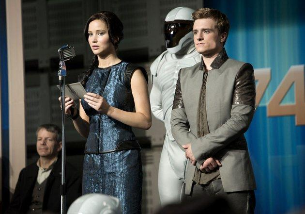 'Hunger Games' Fans to Get Up Close and Personal With 'Catching Fire' Stars During Comic Con Panel