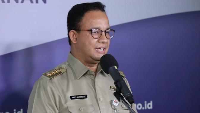 PSBB Jakarta Total, Anies: Bansos Diberikan Sampai Desember 2020