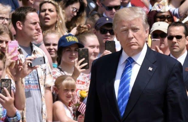 The Atlantic's Jeffrey Goldberg Says Administration Insiders Are in 'Disbelief' Over Trump's Attitude Toward Veterans (Video)