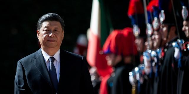 Will sich mit Kanadas Premierminister Justin Trudeau erst gar nicht treffen: Chinas Xi Jinping.
