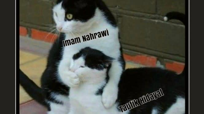 Meme Lucu Taufik Hidayat Bongkar Korupsi Imam Nahrawi