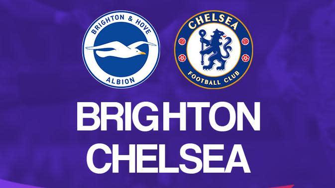 Link Live Streaming Liga Inggris Malam Ini: Brighton Vs Chelsea