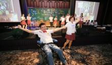 【人物專訪】挑戰自我不設限! 逆境鬥士張賀森 參加第九屆EMBA接力賽