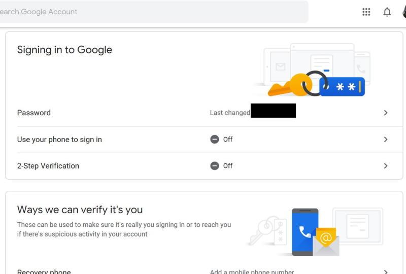 Gmail Update Screenshot 2