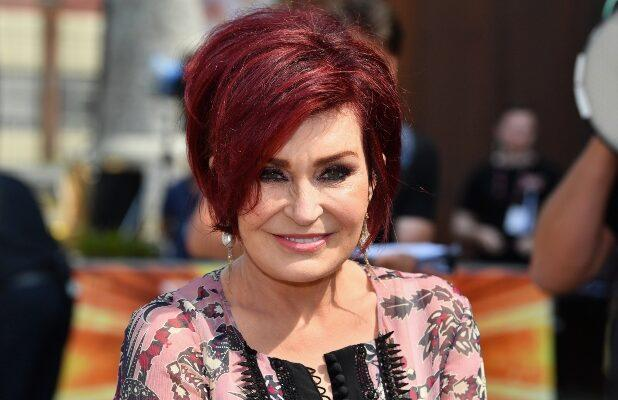 Sharon Osbourne Says NBC Boss Brought a Date to Their First Meeting and 'Had His Tongue Down Her Throat'