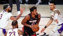 巴特勒率熱火痛擊湖人 NBA總冠軍賽扳回一城