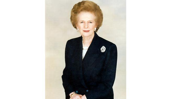Margaret Thatcher (Wikipedia)