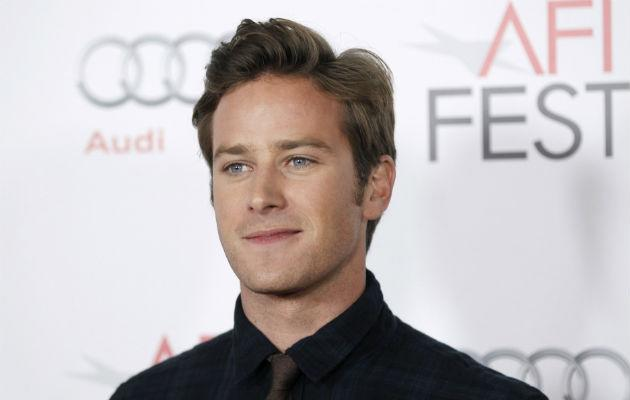 Armie Hammer to play Batman?