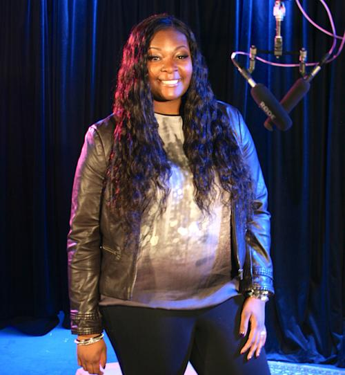 Exclusive! Idol Candice Glover's Music Speaks at Yahoo