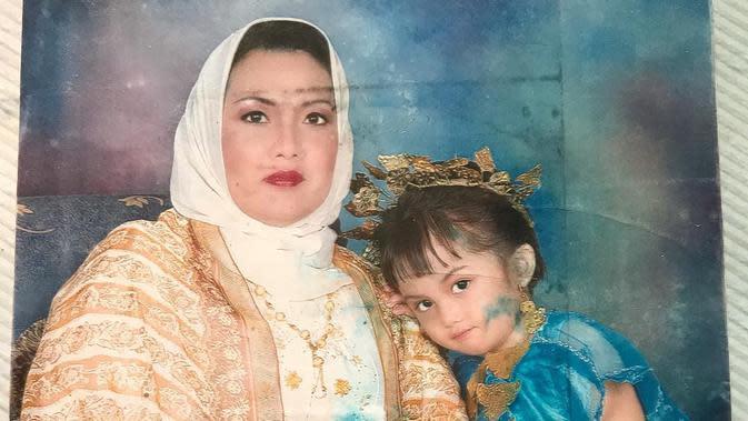 Potret Kebersamaan Aisyah Aqilah dan Ibunda. (Sumber: Instagram.com/aisyahaqilahh)