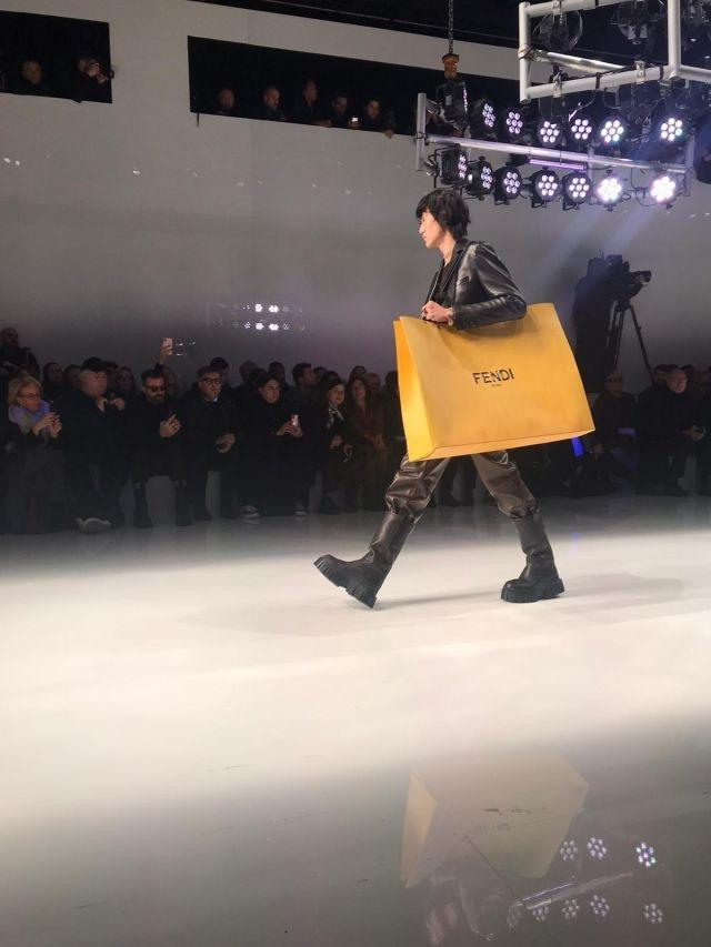 Milan Fashion Week Men's: Fendi's new take on masculine elegance