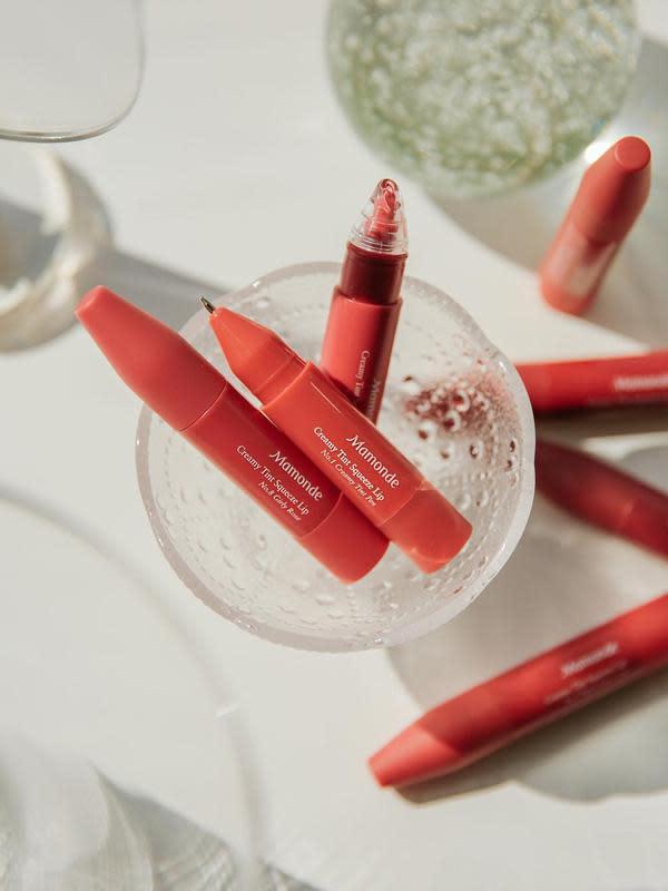 Khasiat Air Mawar dalam Formula Lipstik yang Menjanjikan. (Foto: Mamonde)