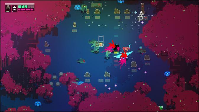 Hyper Light Drifter. (Doc: iOS)