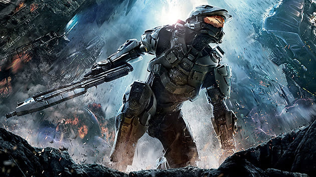 How Peter Jackson's Long-Awaited 'Halo' Movie Morphed Into Steven Spielberg Xbox-Only Series