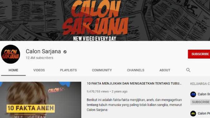 Penjelasan CEO Infia Soal Akun YouTube Calon Sarjana Kepergok Curi Video