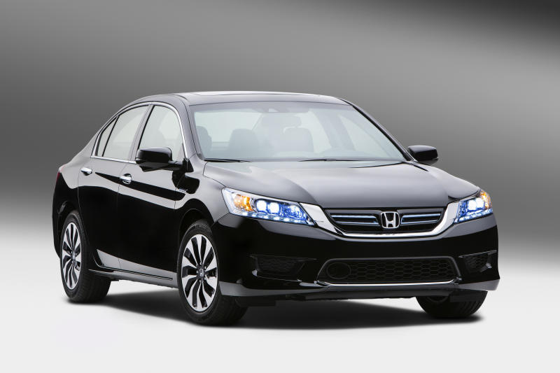 Honda hits 50—mpg, that is—on new Accord Hybrid