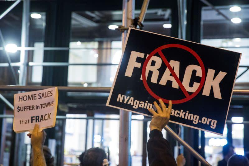 Researchers find elevated radiation near U.S. fracking sites
