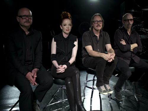 WATCH: Garbage Chats First New Album In 7 Years, Plus Exclusive Live Performance!