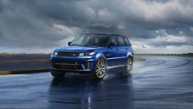 Range Rover Sport SVR (Foto:Landrover)