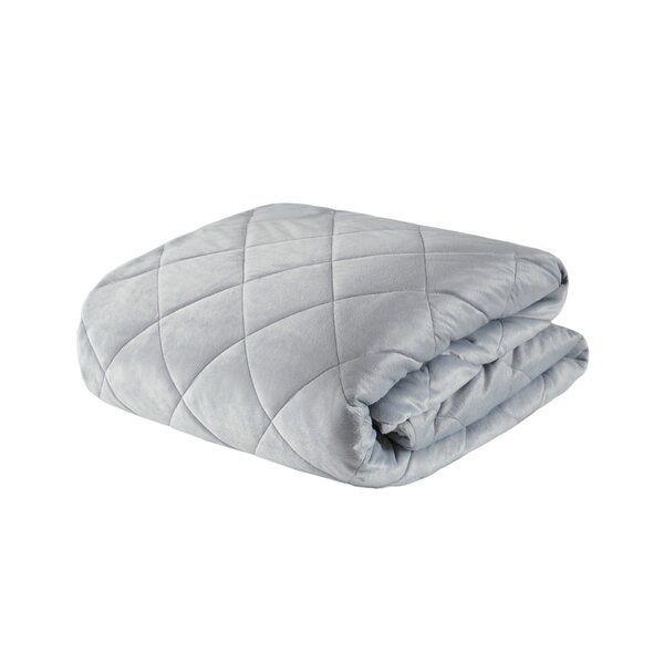 """<p><strong>Beautyrest</strong></p><p>wayfair.com</p><p><strong>$10075.49</strong></p><p><a href=""""https://go.redirectingat.com?id=74968X1596630&url=https%3A%2F%2Fwww.wayfair.com%2Fdecor-pillows%2Fpdp%2Fbeautyrest-luxury-weighted-blanket-aahr1021.html&sref=https%3A%2F%2Fwww.harpersbazaar.com%2Ffashion%2Ftrends%2Fg32464099%2Fbest-weighted-blankets%2F"""" target=""""_blank"""">Shop Now</a></p><p>Indulge in quilt-y pleasures with this weighted blanket.</p>"""