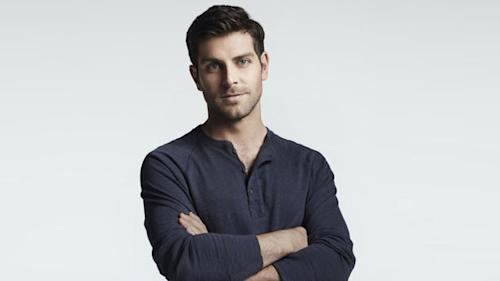 'Grimm' Star Dave Giuntoli Talks Zombie Nick