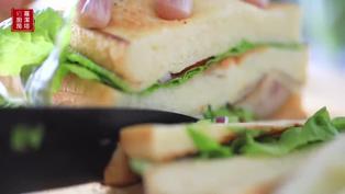 超夏日豪華三明治 照燒雞排、牛排通通入菜