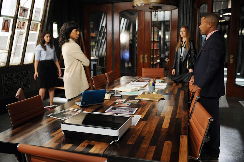 """""""Scandal"""" -- """"All Roads Lead to Fitz"""""""