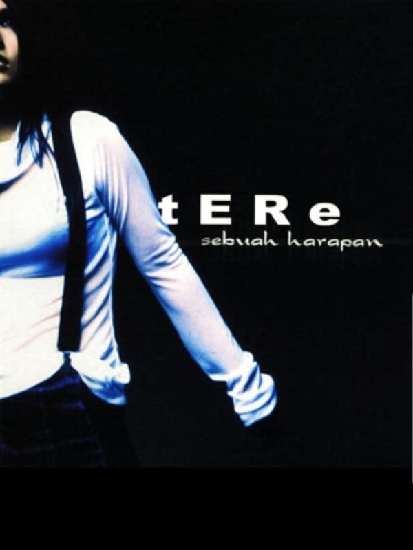 Album yang pernah dirilis Tere. (Foto: Koleksi Pribadi)