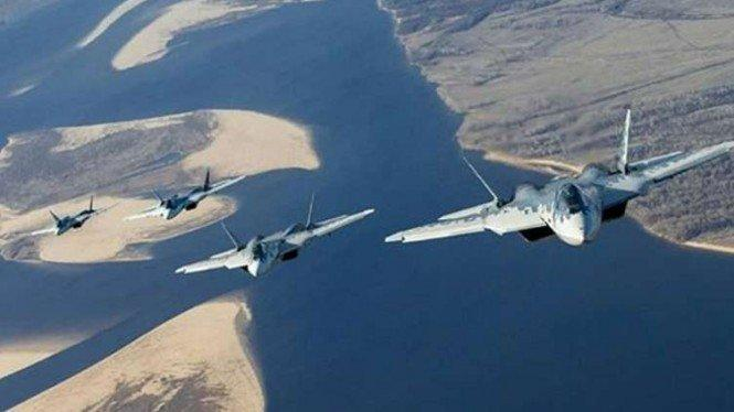 Rusia Kirim 8 Jet Tempur ke Libya untuk Gempur Turki dan Sekutunya