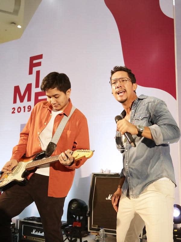 Maliq & D'Essentials di FIMELA FEST 2019 (Bambang E Ros/Fimela.com))